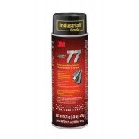 3M™ Super 77™ Multipurpose Spray Adhesive - Red Low VOC
