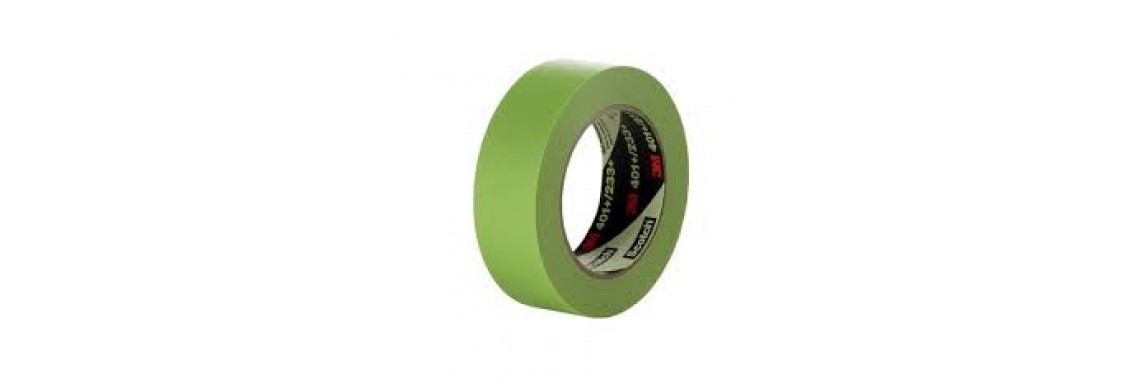 3M™ High Performance Green Masking Tape 401+