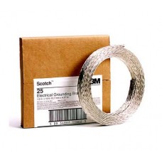 Scotch Electrical Grounding Braid 25