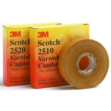 Scotch Varnished Cambric Tapes 2510 & 2520